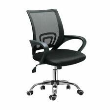 More details for office mesh chair computer pc desk adjustable 360° swivel chair lift ergonomic