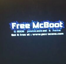 FreeMcboot   Black. Official Japan Ps2 Memory Card