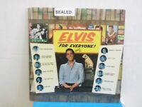 "Elvis Presley,RCA LSP-3540,""Elvis For Everyone"",US,LP,stereo,STILL SEALED,1965!!"