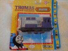 """THOMAS AND THE MAGIC RAILROAD TRAIN-SPLATTER-3.5"""" X 2""""-NIP(Q)"""