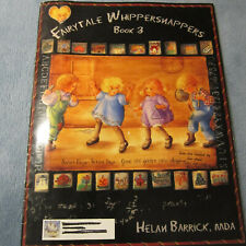 "Helan Barrick ""Fairytale Whippersnappers Book 3"" Decorative Tole Painting Book"