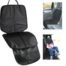 Waterproof Auto Car Seat Back Protector Cover for Kids Baby Kick Mat Protect BK