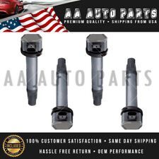 Pack of 4 New Ignition Coil For Dodge And Jeep Compass C1587 UF557 4606824AB