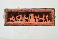 Griechische Mythologie Vasen Greek Mythology Vases ca 1850 Original Etching 59