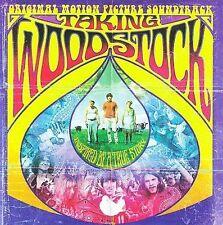 Taking Woodstock Original Soundtrack CD