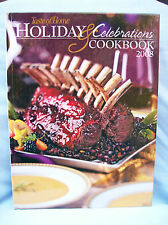 2008 HOLIDAY & CELEBRATIONS Cookbook Taste of Home (Hardcover) *WOW*