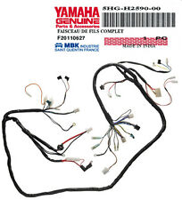 FAISCEAU ELECTRIQUE COMPLET ORIGINE YAMAHA scooter MBK Booster YAMAHA Bw's 99/03