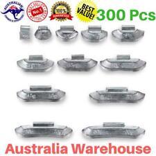 300pcs Steel Rim Lead Wheel Balance Weights Mixed Car Truck Clip On Lead Weights