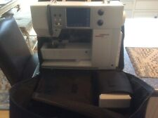 BERNINA ARTISTA 640E SEWING, QUILTING, AND EMBROIDERY MACHINE WITH EMBROIDERY PL