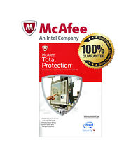 McAfee Total Protection 2019 5 PC Multi Device 2018 UK