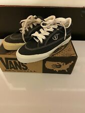 Vintage Made In Usa Vans Womans Size 6.5 New In Box