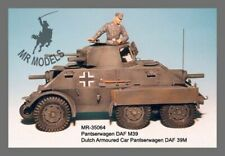 1/35th MR Models Dutch (or German)  DAF M39 armored car