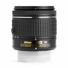Nikon AF-P DX 18-55mm f/3.5-5.6G Zoom-Nikkor Autofocus Lens - Super Grab Deal