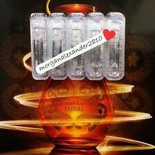 AVON CHRISTIAN LACROIX AMBRE FOR HER EDP Perfume Travel Samples x 5 BNIP