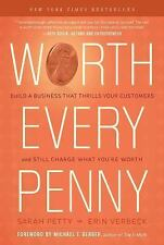 Worth Every Penny by Sarah Petty Hardcover Book (English)