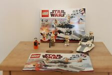 Lego 8083 Star Wars Hoth Rebel Trooper Battle Pack comme neuf 100% complet ***