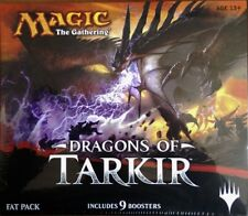 Dragons of tarkir Fat Pack-inglés mtg Magic the Gathering