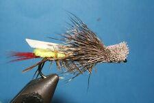 12 Hopper Dave's; dry fly;  4 each of sizes; # 8, 10, 12