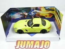 Voitures miniatures jaunes Universal Hobbies