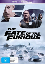 The Fate Of The Furious - Fast and & Furious 8 : NEW DVD