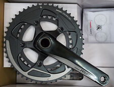 Sram Rival 22 GXP 50/34T X-Glide Crankset w/o BB, 165mm, 2 x 11 Spd, New In Box