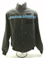 More details for ex police soft shell jacket windproof breathable security bouncer uniform patrol