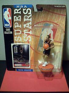 1998-99 Mattel NBA Superstars #12 Allen Iverson