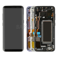 For Samsung Galaxy S8 Plus SM-G955F LCD Display Touch Screen Digitizer & Frame