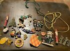 AWESOME Vintage Mod Holiday LOT Christmas, Thanksgiving, And Halloween.
