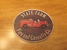State Farm Fire and Casualty Company Fire Mark Mouse Pad