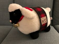 Woolrich Plush Sheep Store Mascot By Mary Meyer