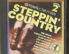 STEPPIN' COUNTRY VOLUME 2 - EXTENDED CLUB MIXES - CD