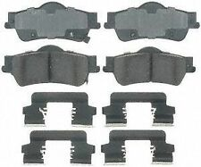 ACDelco 17D1352CH Rear Ceramic Brake Pads