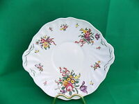 Royal Doulton Old Leeds Sprays Cake Plate