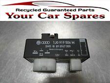 Seat Ibiza Radiator Cooling Fan Relay 02-17 Mk3 or Mk4 10 Pin