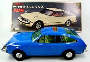 ICHIKO (JAPAN) NOS TOYOTA CELICA 2000G FRICTION CAR W/ORIGINAL BOX