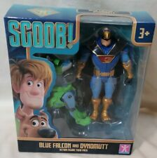 SCOOBY-DOO - *New MIB* Scoob! Twin Pack Blue Falcon & Dynomutt By Character