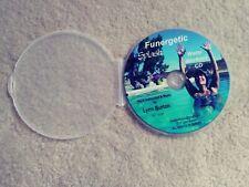 Funergetic Splash Water Aerobic Workout Aqua Exercise CD NEW aquatic fitness