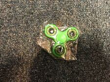 WIDGET SPINNER Fidget Hand Spinner Toy green-green-black