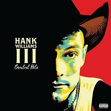 Hank Williams III GREATEST HITS 180g +MP3s BEST OF 15 SONGS New Sealed Vinyl LP