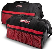 Craftsman 13 in. & 18 in. Tool Bag Combo   NO Tax