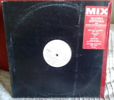 "Radio Promo 12"" Gloria Estefan and Miami Sound Machine 6 trk RARE!"