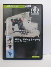 HQ Invento Kite Riding Sliding Jumping ATB Kiteboard Instructional DVD Video New