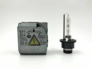 OEM 03-07 Saab 9-3 Xenon HID Headlight Igniter & D2S Bulb Kit pn 12790588