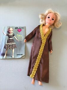 Vintage 1978 Sindy Doll and Booklet Combo. See Description