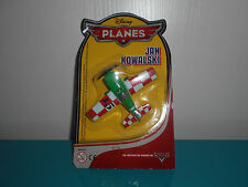 17.02.05.2 NEUF Avion Jan Kowalski PLANES plastique Cars Disney Pixar