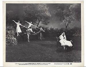 Rainbow Round My Shoulder 1952 Original Movie Photo Charlotte Austin Set Of 7