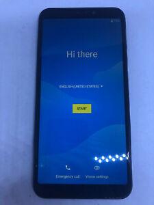 Cricket Icon 2 - U325AC - Cricket Wireless - Black - Smartphone - WORKS GREAT!!!