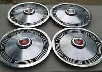 Vintage Classic Ford Mustang Wheel Cover Hubcaps