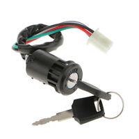 Wire Ignition Key Barrel Switch Universal for 110cc-250cc Quad Dirt Bike ATV